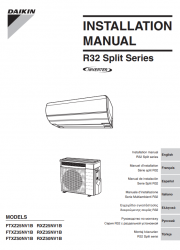 Installation manual (Europe version) of the US7